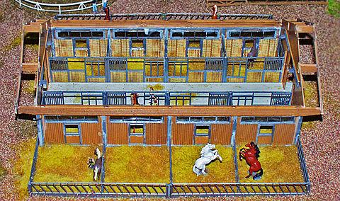 La scuderia con il maneggio passione for Box cavalli usati vendo