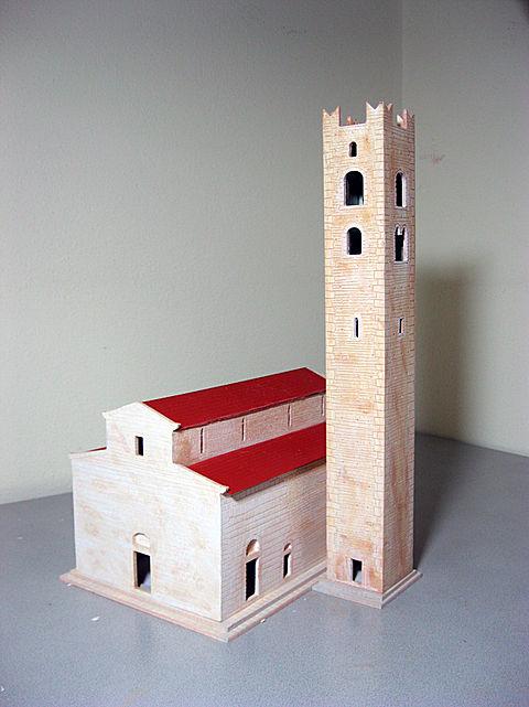 www.csnetwork.it: PKIT1002 Chiesa Romanica Scala H0 in Forex